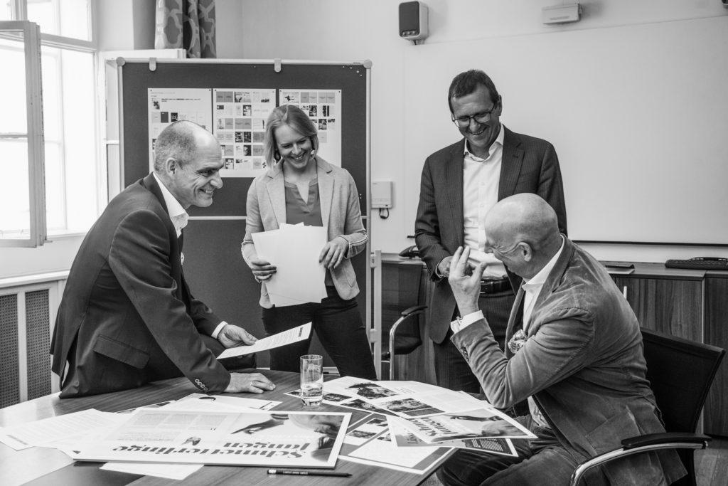 ZKBÖ Vorstand Redaktionssitzung f. Jubiläums Magazin by Siegrid Cain 2021